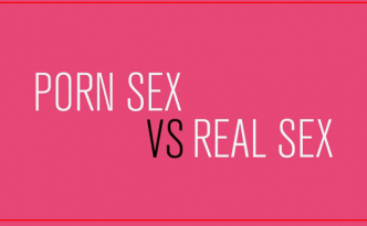 Porn sex vs Real sex